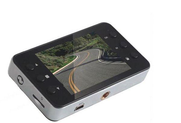 "20pcs 2.5 "" HD 1080P Car DVR Vehicle Dash Camera Video Recorder Tachograph G-sensor K6000 -l2 Free send DHL"