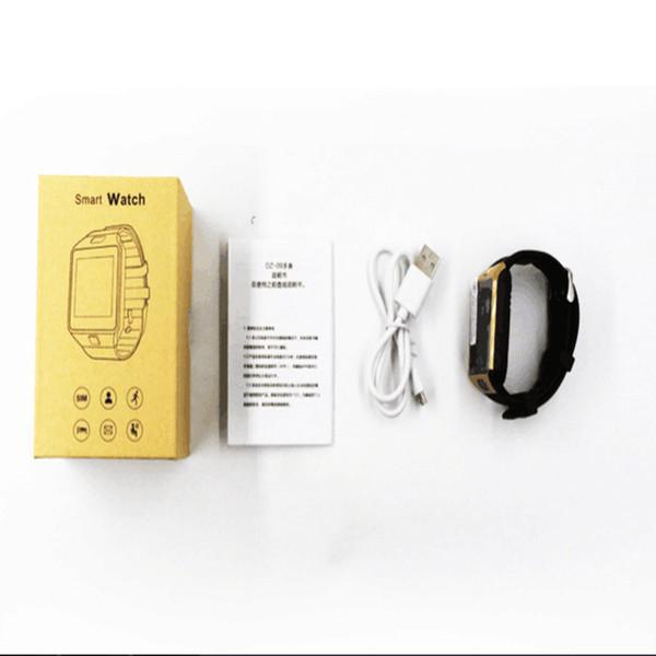 상자가있는 Bluetooth 스마트 시계