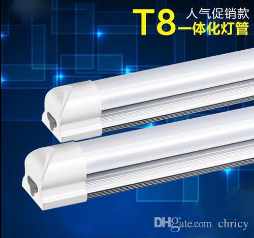 CER ROHS 4ft / 2ft 0.6m / 1.2m T8 führte Leuchtröhren hohe super helle 9W / 8W warme kalte weiße intrgrative Lichter