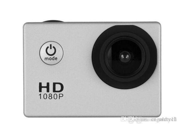 SJ4000 style A9 2 Inch LCD Screen 1080P Full HD Action Camera 30M Waterproof Camcorders Helmet Sports Mini DV Car DVR