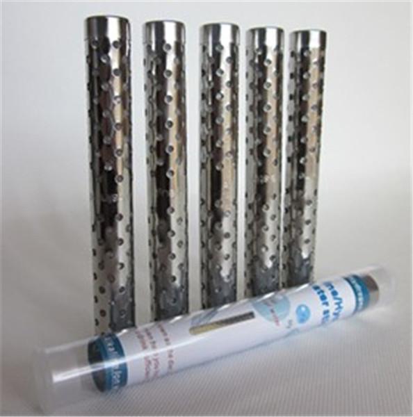 Нержавеющая сталь щелочной воды палку щелочные качества обещают нано фильтр для воды Бесплатная доставка 20 шт.