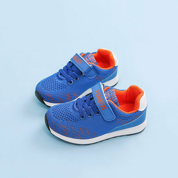 Children Kids Shoes For Girl Children Sports Shoes Autumn Spring New Big Boys Running Sneakers Fashion Girls Children Casual Shoes