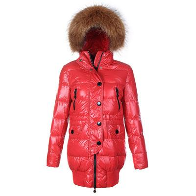 High Quality Classic Winter Down Coat Jacket for Women Fur Slim Fashion Hooded Clothes Brand Warm Outwear Parkas Colors Hot Sale