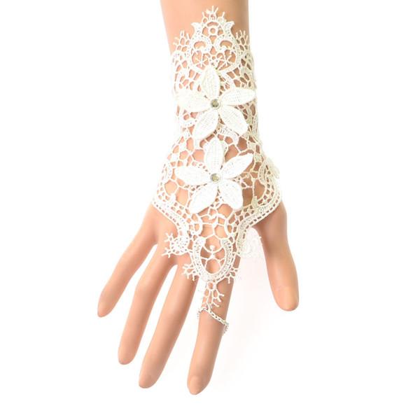 cheap Fashion Bridal Wedding Artificial bracelets Rhinestone Jewelry Slave Bracelet Wristband Harness Cuff bracelets for women