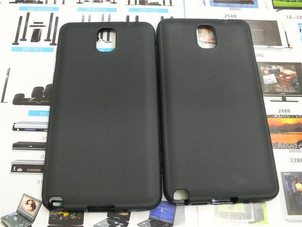 Custodia in TPU gel antiscivolo per Samsung Galaxy Note 3 N9000 N9005 S9 i9600 G900F G900V G900A G900T G900T G900P Custodia morbida in silicone per telefono