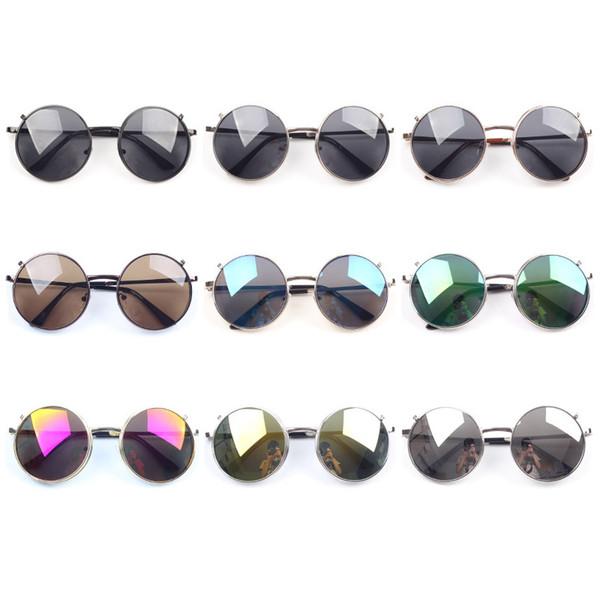 Fashion Hot Frames Women Sunglasses Designer Ray Polarized Ken Block Famous Vintage Brand Luxury Folding Pilot Sun Glass O4017