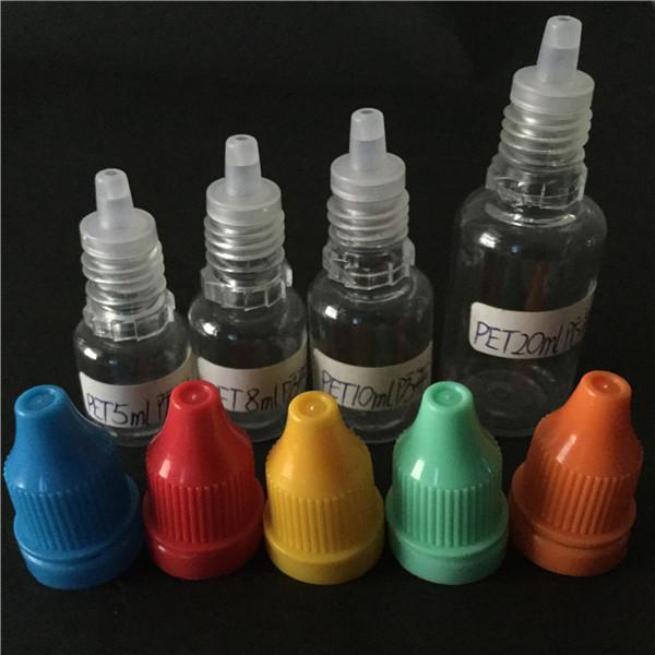 Satın Al E Sıvı Pet şişe Hırsızlığa Dayanıklı Sabotaj Belirgin 5 Ml
