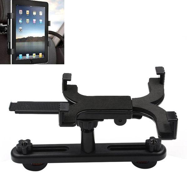 Car Tablet Holder Headrest Universal Car Back Seat 360 Degree Rotation Mount for tablet Bracket 7-13 inch Soporte tablet car