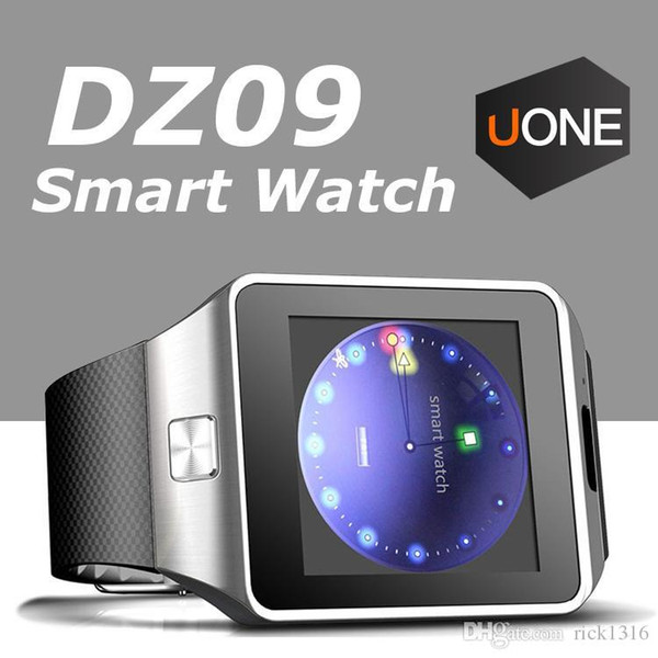 DZ09 Smart Watch GT08 U8 A1 Wrisbrand Android Smart SIM Intelligent mobile phone watch can record the sleep state Smart watch