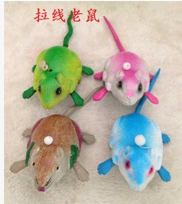 Selling new guy daqo simulation frogs tortoise mouse puzzle small wholesale children's toys manufacturer