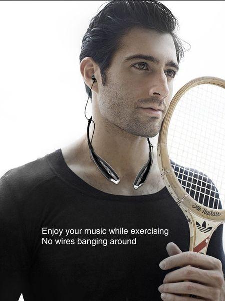 Wireless Bluetooth Headset Sports Bluetooth Earphones for smart phone Iphone samsung