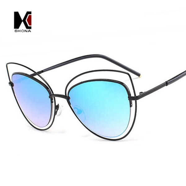 Fashion Oversize Women Cat Eye Sunglasses Brand Designer Classic ...