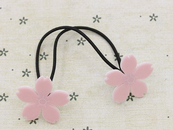 Doppel Kirschblüte Seil