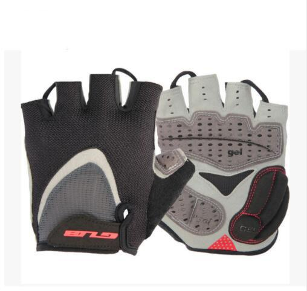 Cycling gloves Gel half finger shockproof sport gym gloves mtb mountain bicycle bike gloves for men and women