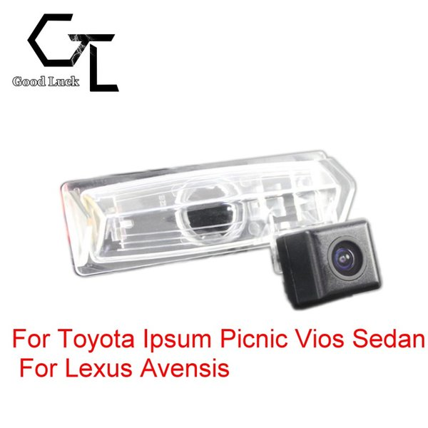 For Toyota Ipsum Picnic Vios Sedan For Lexus Avensis Wireless Car Rear View Reversing CCD HD Rear View Camera Parking Assistance