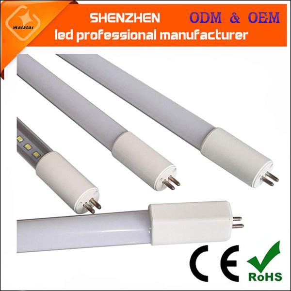 Nouvelle arrivée AC85-265V entrée G5 T5 LED tube lumière lampe fluorescente LED lumière G5 1.2M 1200mm SMD2835 T5 haute brillant facile installer