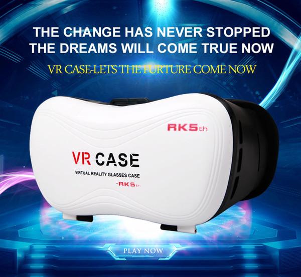 Compre 3d Vr Case Rk5 Vr Box 5 Rk5th Gafas Headset Realidad Virtual
