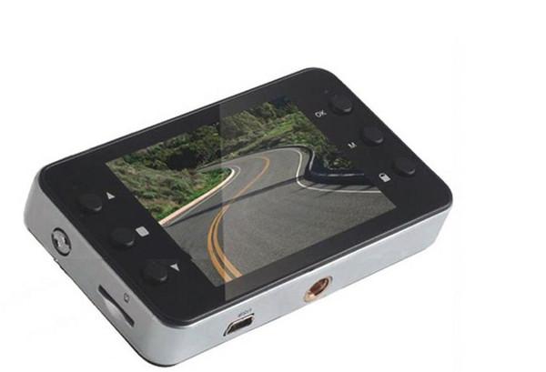 "10PCS 2.4 "" HD 1080P Car DVR Vehicle Dash Camera Video Recorder Tachograph G-sensor K6000 -l2 Free send DHL"