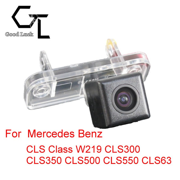 For Mercedes Benz CLS Class W219 CLS300 CLS350 CLS500 CLS550 CLS63 Wireless Car Auto Reverse Backup CCD HD Rear View Camera