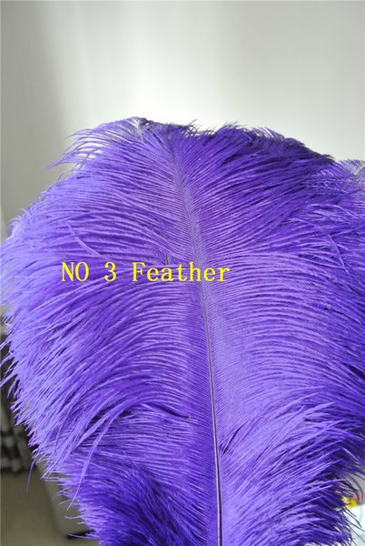 cheep osrich feather 100 pcs purple 18-20inch ostrich feather plume for wedding centerpiece Wedding party event supplly festive decor