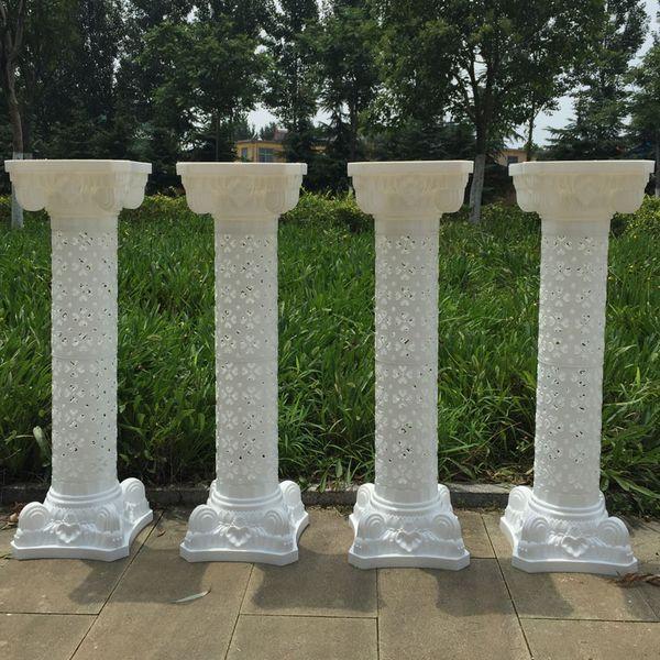 hollow Roman column