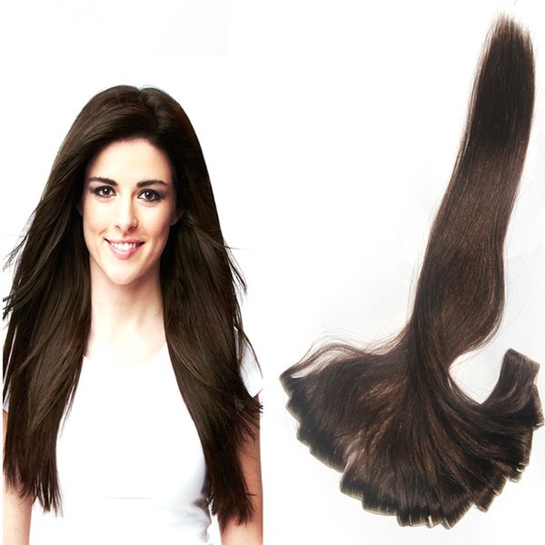 Remy Tape Hair Extensions 18inch20inch22inch24inch Tape In Human
