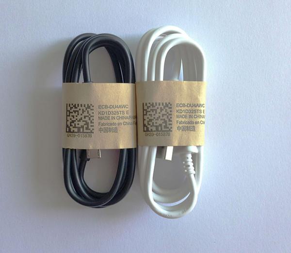 Cavi ad alta velocità del caricatore del telefono cellulare di sincronizzazione dei dati del cavo 5P di cavo di USB 2.0 V8 1M 3FT per il telefono di Samsung Android