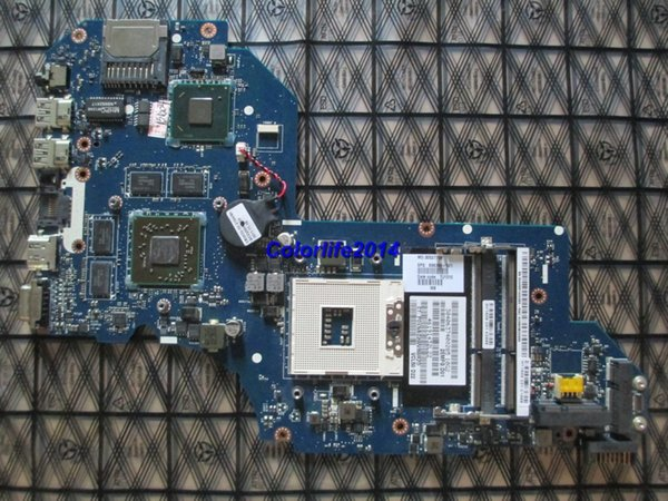 For HP M6 M6-1000 motherboard HM77 7670M//2G 698399-501 698399-001 100/% tested