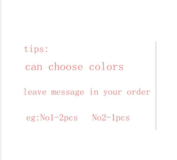 Choose color to send message to me
