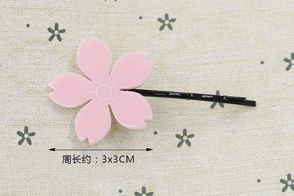 Kirschblüten Wort Haarnadel