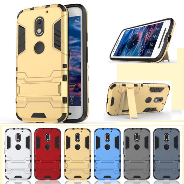 Für motorola moto e3 case harte auswirkung telefon case heavy duty rüstung antiklopf silikon gummi hard cover für moto e 3rd gen