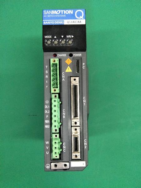 1 servo variateur Sanyo série Q QS1A03AA