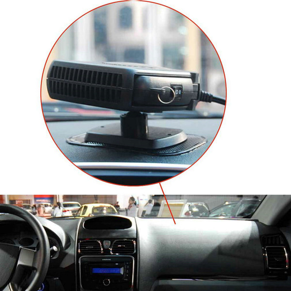 New 12V 150W Portable Car Vehicle Heating Heater Fan Car Defroster Demister Car Styling hot selling