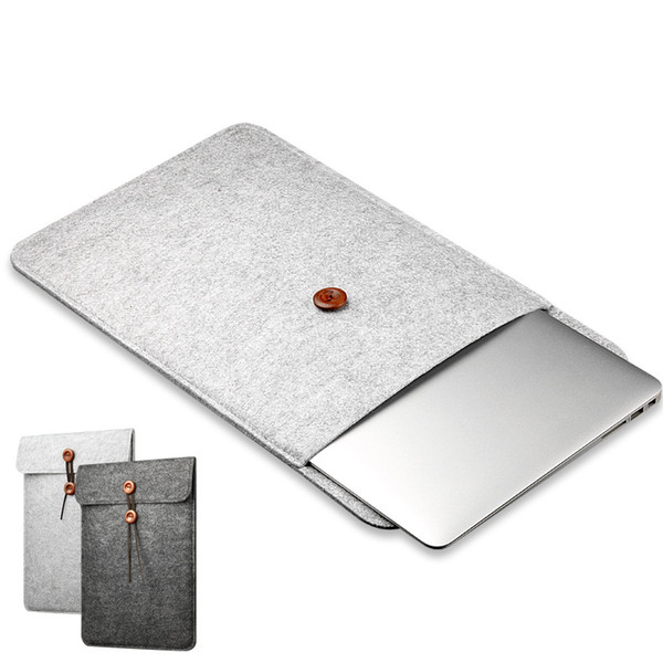 Woolfelt Cover Case 11 13 15 Inch Protective Laptop Bag/Sleeve for Apple Macbook Air Pro Retina Laptop Case Cover