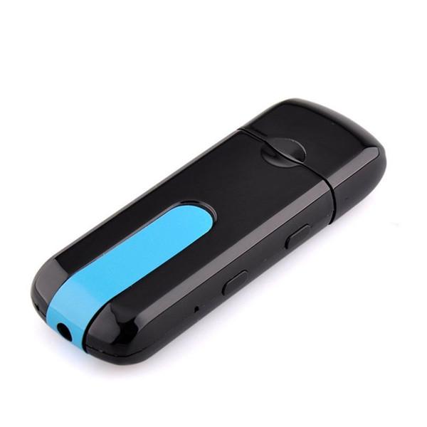 Mini macchina fotografica portatile della videocamera portatile della camma della macchina fotografica di rilevazione di movimento DVR di sicurezza della macchina fotografica del disco del USB di mini U8 HD Trasporto libero