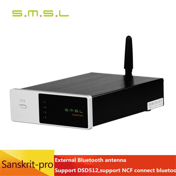 Бесплатная доставка санскрит PRO-B Hifi цифровой аудио Bluetooth 4.0 декодер 32Bit / 384Khz DSD USB / коаксиальный / Optial DAC CM6632A + AK4490EQ