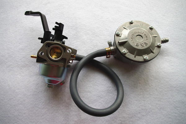 2KW LPG & Gasoline conversion kit for Honda GX160 GX200 E* 1800 2200 2500 generator petrol & liquefied conversion 3 KW genset