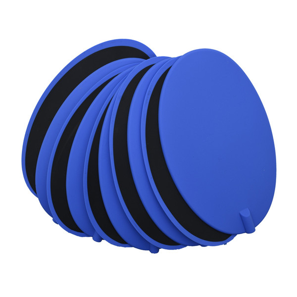 New 10pcs Blue Electrode Pads For Tens Acupuncture Digital Therapy Machine Massager Tools with 158*95mm large