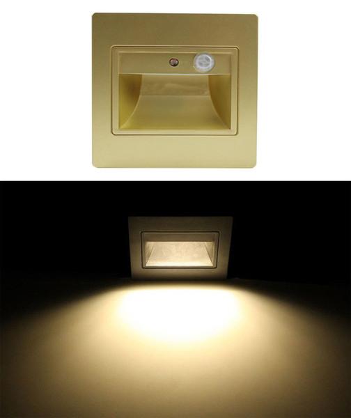 Gold warm white lights