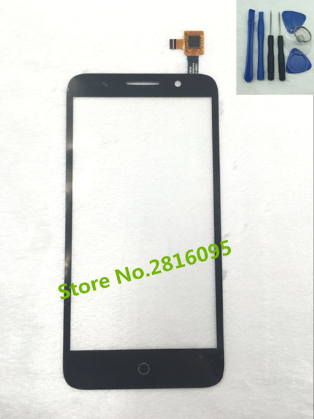 Wholesale- Touch screen for Alcatel One Touch Pixi 3 5.0 5015D 5015A 5015X OT5015 5015 Touch Screen Digitizer Sensor