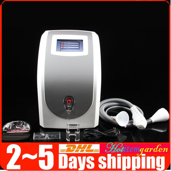 E-light IPL Laser Haarentfernung RF Radiofrequenz Hautverjüngung Pigment Freckle Vaskuläre Akne Remover Salon Schönheit Ausrüstung