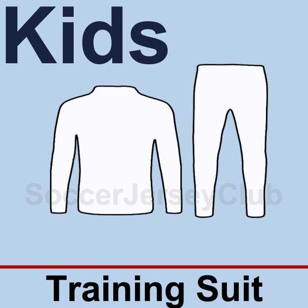 Terno de treino infantil
