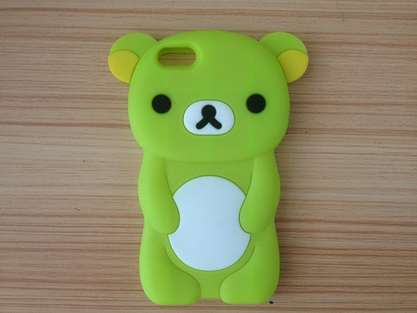 3D Bear For iPhone 4S 5S 5C