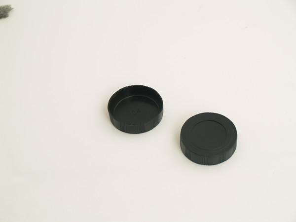 M34 34mm couvre-objectif en plastique couvre-lentilles pour jumelles, lunettes longue portée M12 lentille de la carte et télescopes, objectif CCTV Dispositif optique