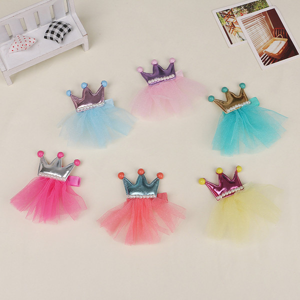 Pet /children Dog Hair Clips Teddy/ Yorkshire Dog Grooming Bows Cute Accessories For Dogs 50pcs
