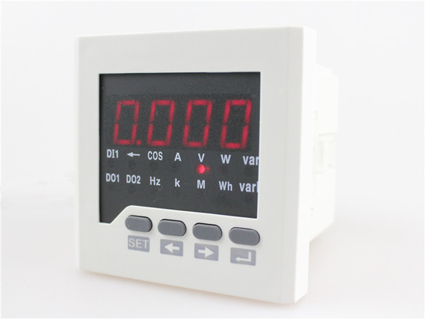 2019 LCD Energy Meter Power Watt Meter Voltage Electric Current Test