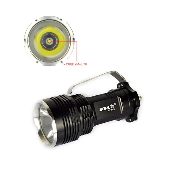 High Power 2500LM XM-L T6 LED Hunting Flashlight Torch LED Tactical Flashlight Lamp