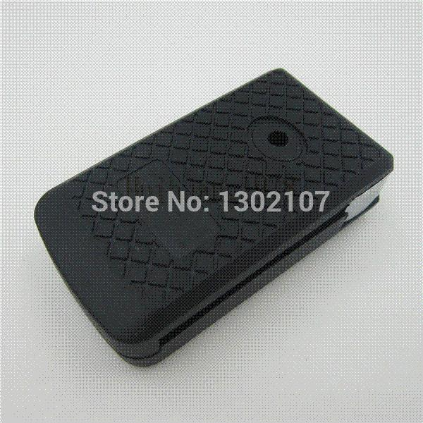 new Free Shipping Modified Uncut Flip Folding Car Blank Key Shell for Lada 3 Buttons