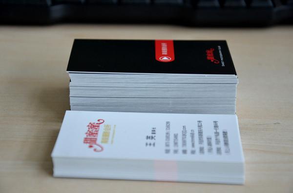 Großhandel 350gsm Beschichtetes Papier Laminierte Visitenkarten Bedrucken Beide Seiten In Farbe Von Csprinting 87 44 Auf De Dhgate Com Dhgate