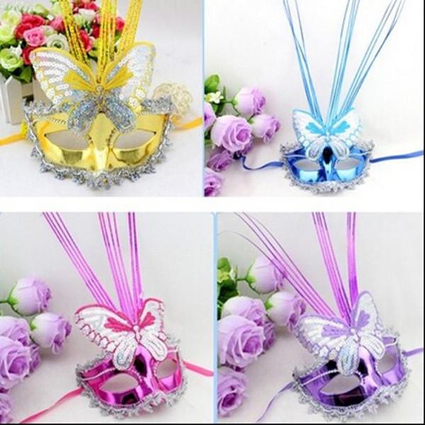 2015 hot new light rain butterfly peacock mask children toys wholesale stalls selling goods